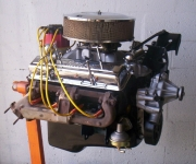 1975 Chevrolet 350 Engine