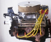 1975 Chevy 350