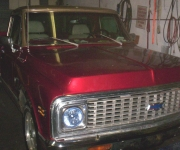 red-chevy-truck